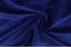 Suede Stretch Azurblau