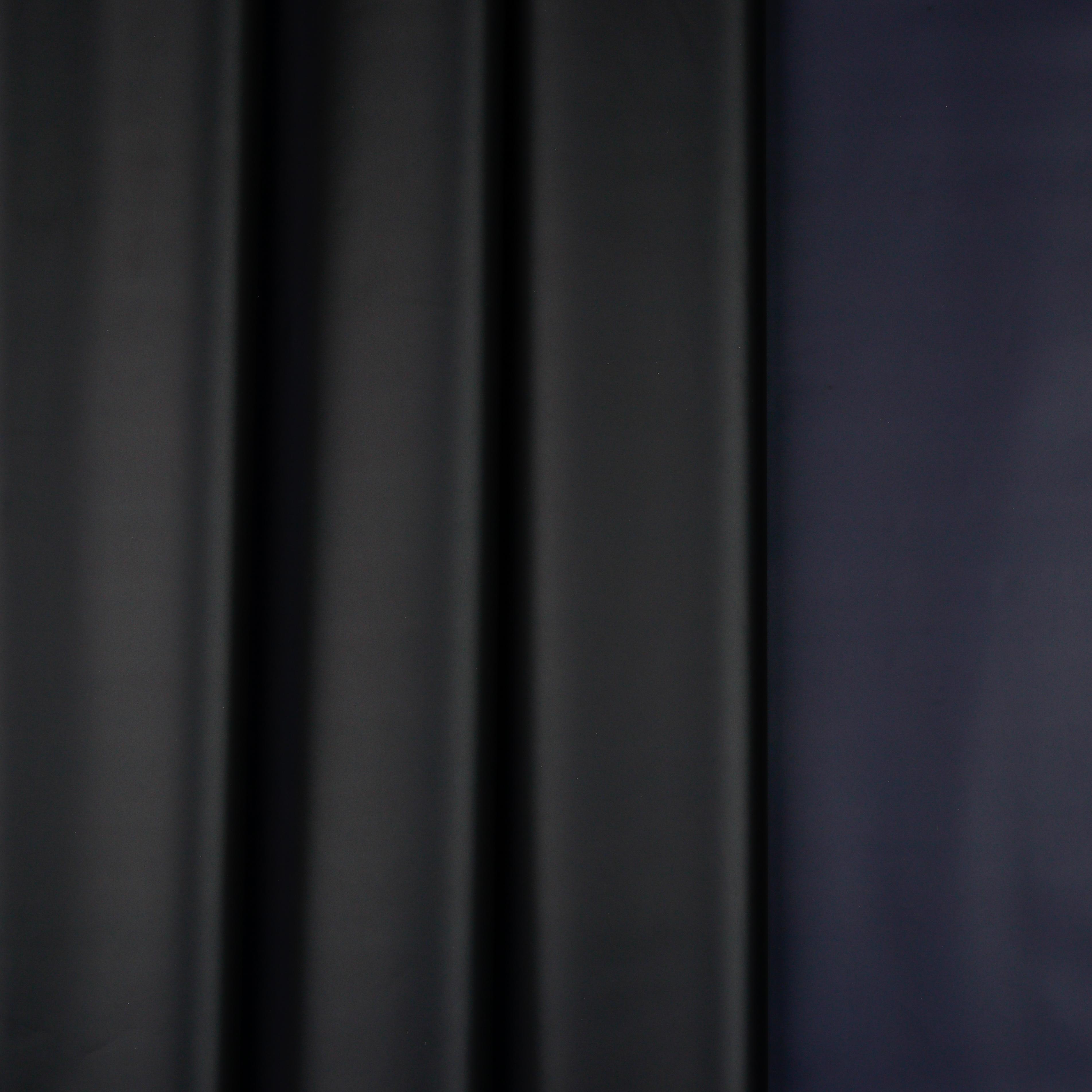 Jackenstoff Rain  Uni Midnight Blue