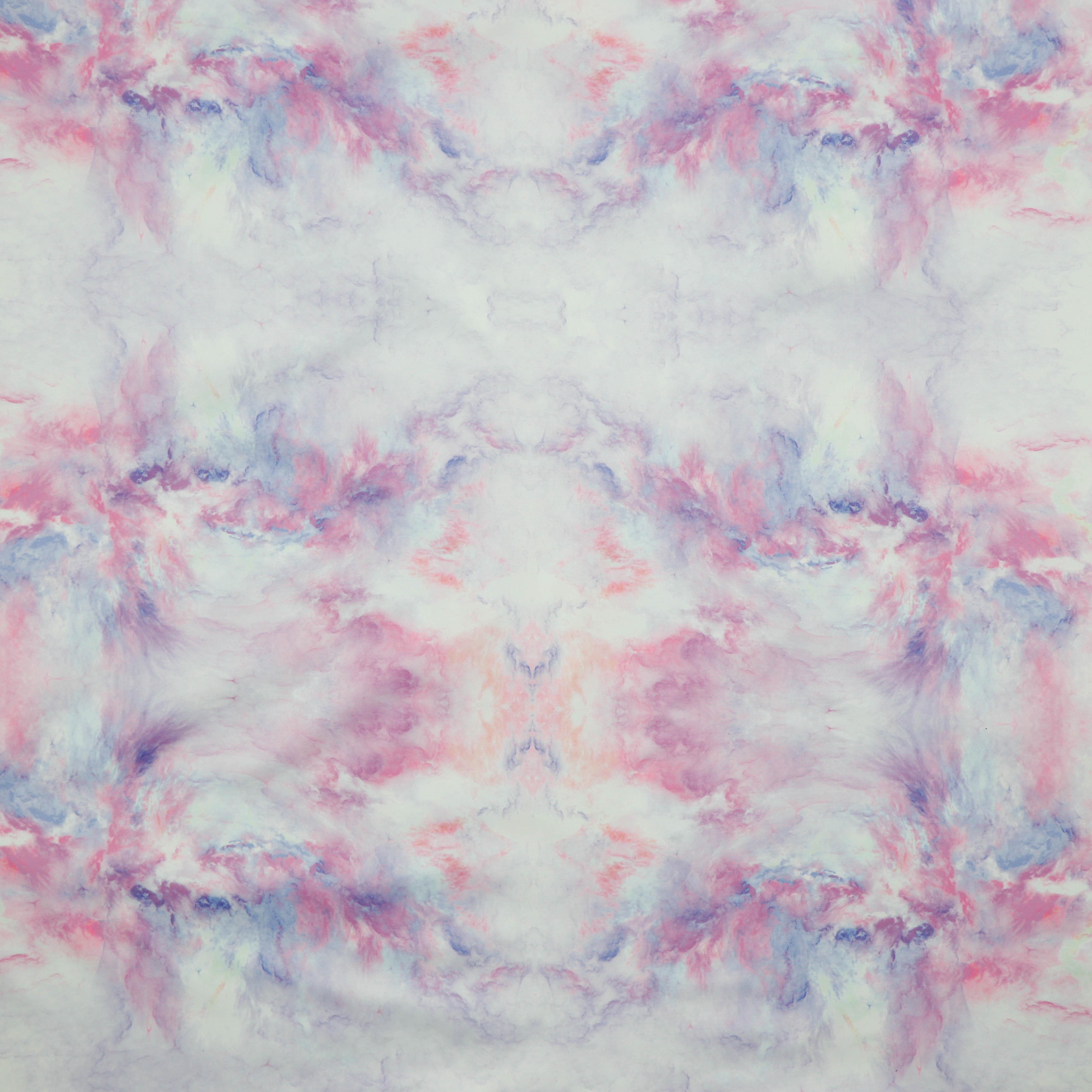Jackenstoff Hologramm Pastel Windbreakerstoff
