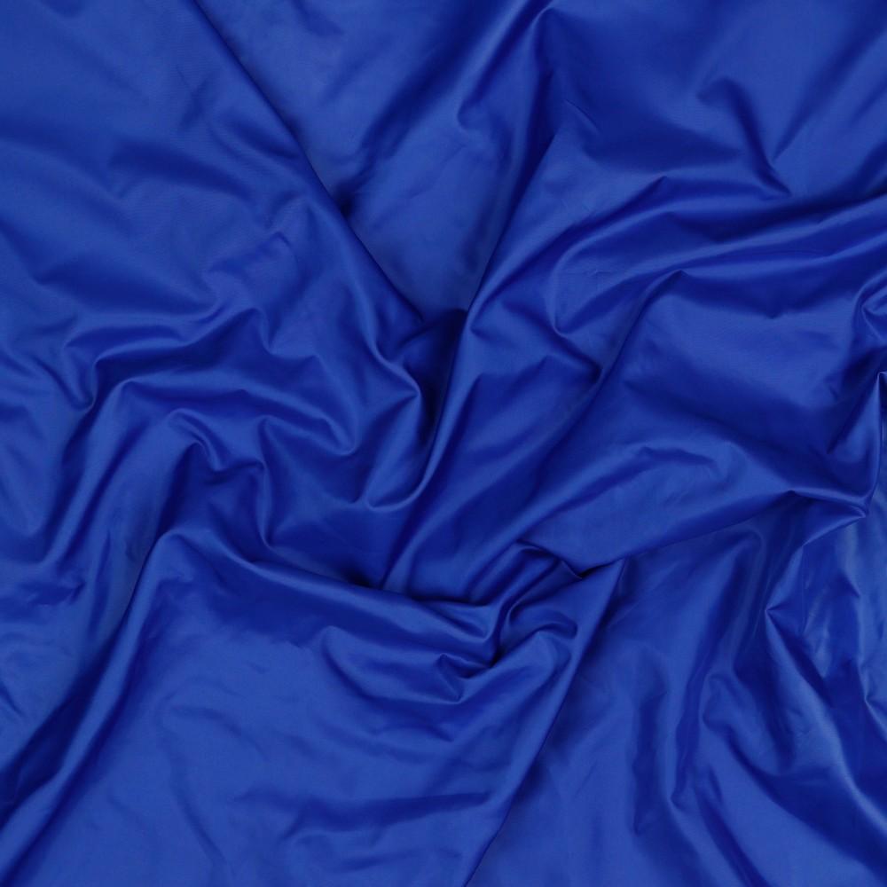 Jackenstoff Waterrepellent Azurblau