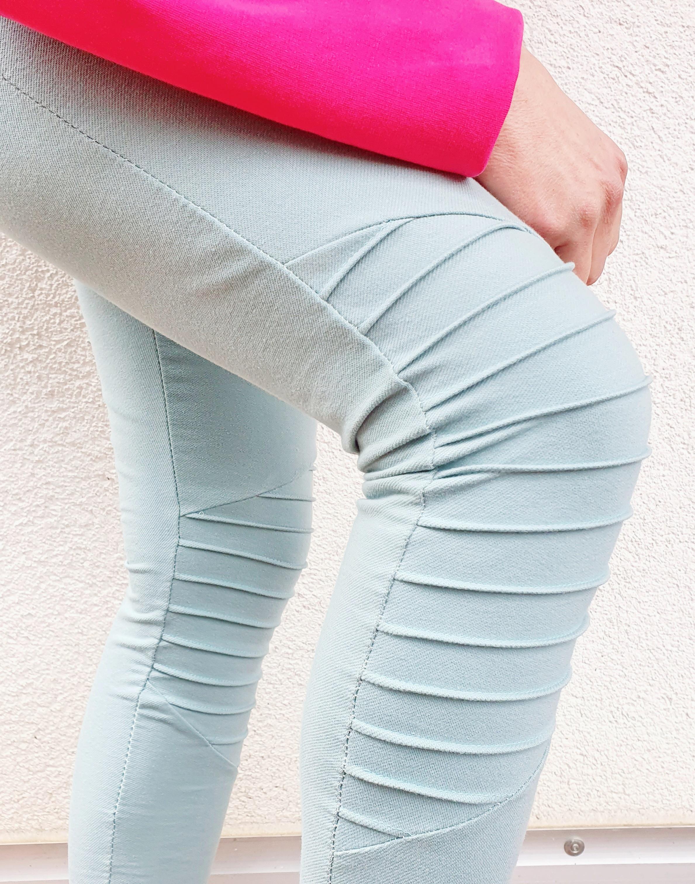 Jeans Stretch Mint