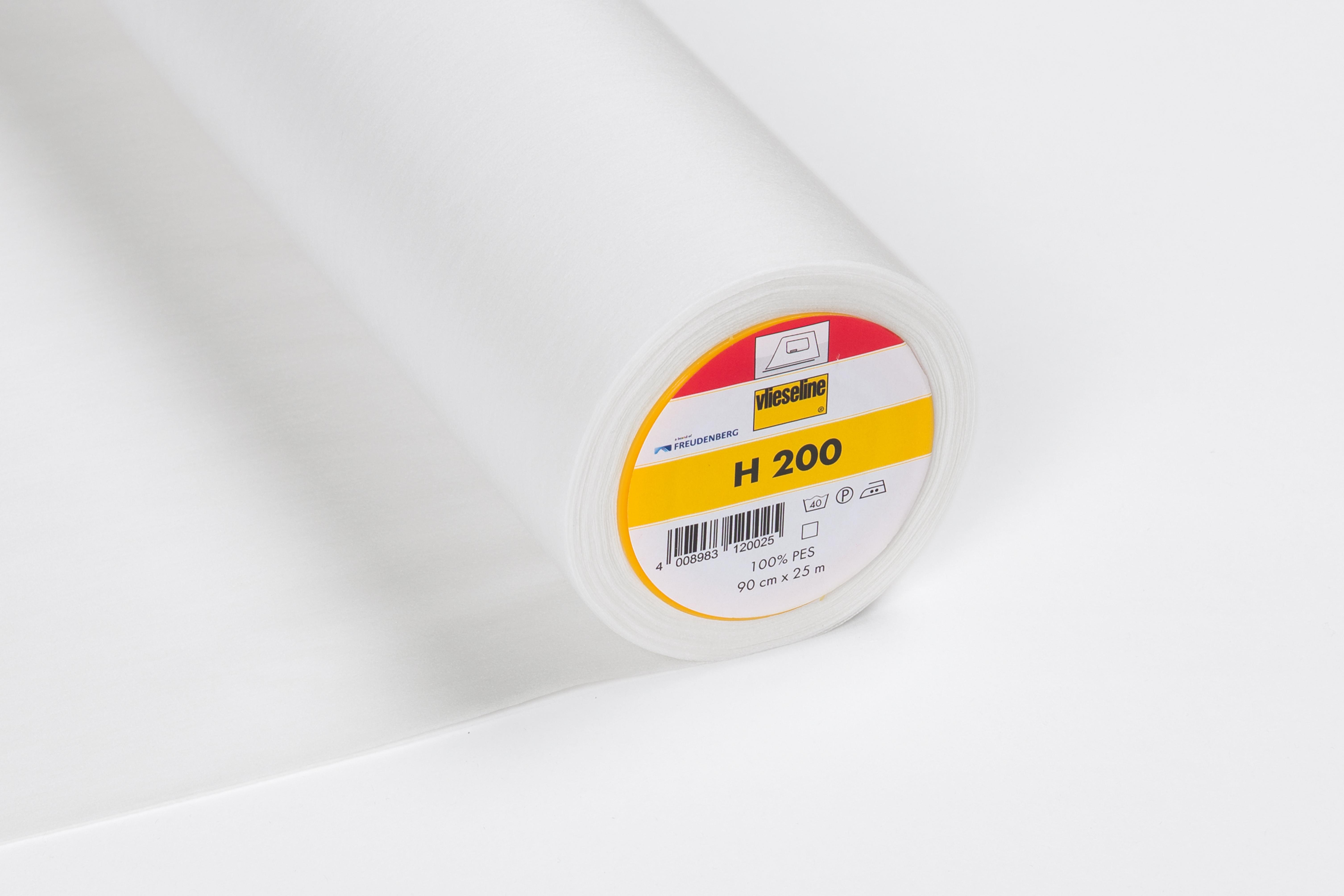 H200 Einlage Weiß Vlieseline