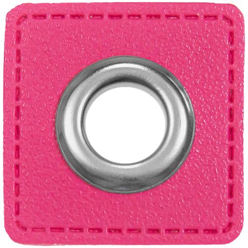 Ösen Patches Pink
