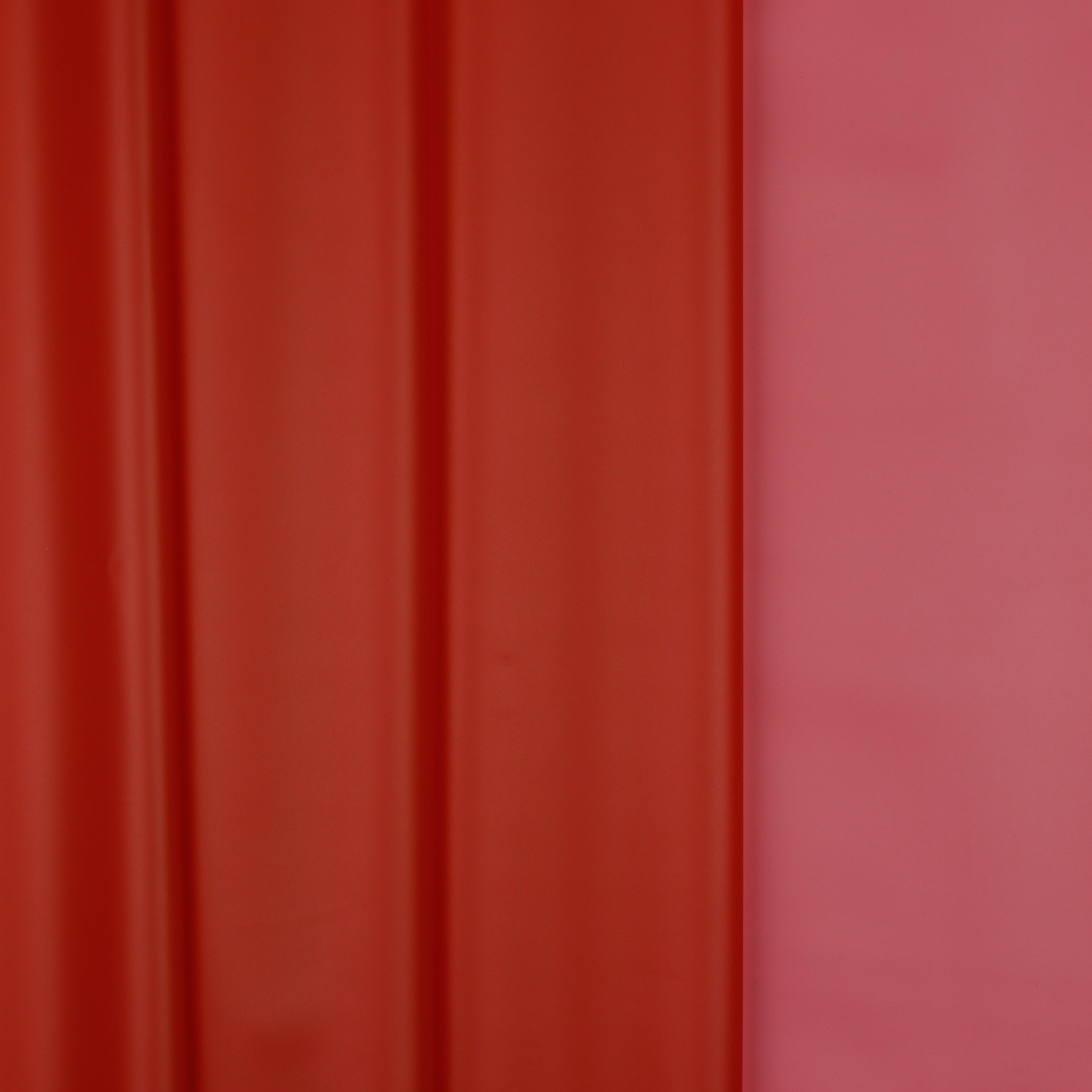 Jackenstoff Rain  Uni light red
