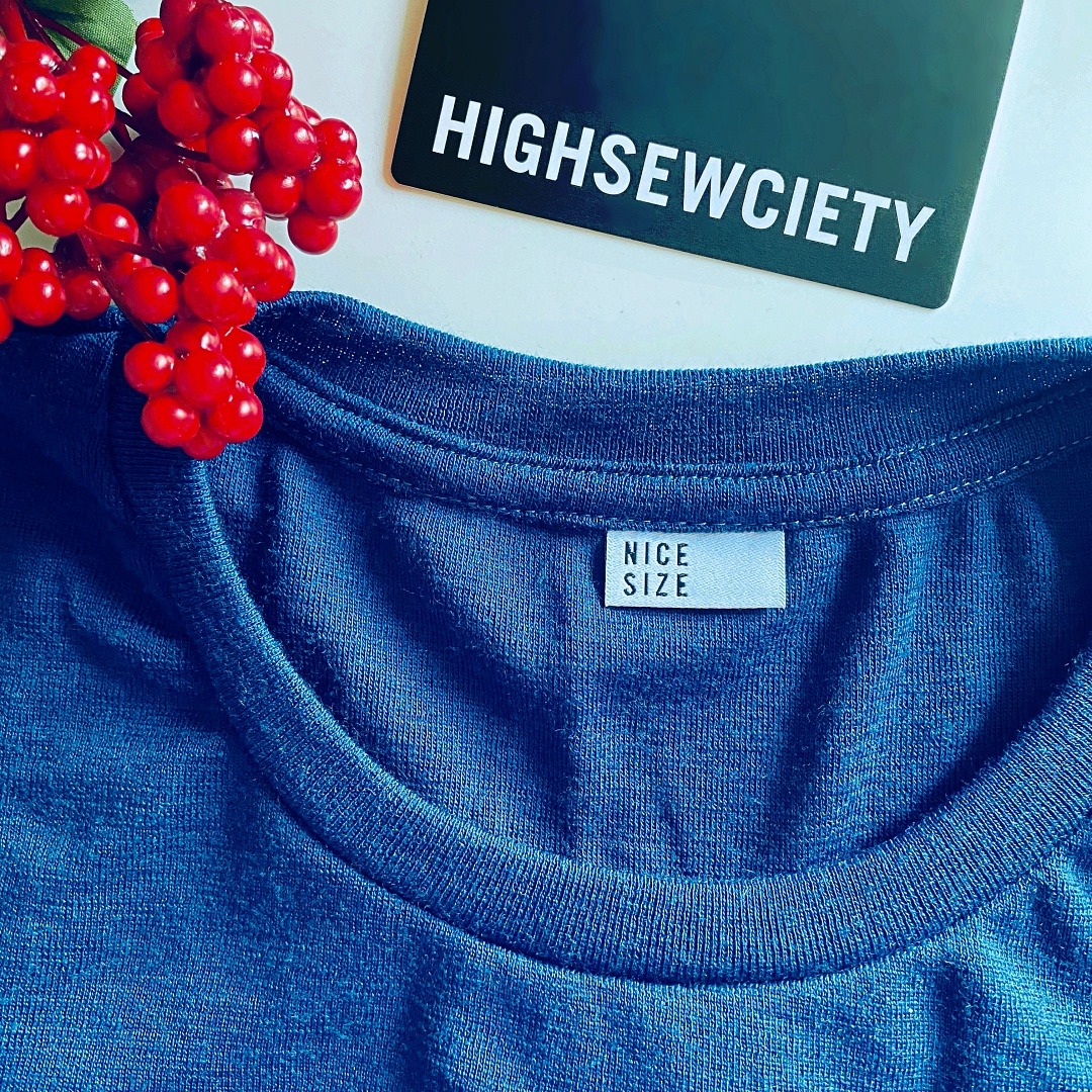 #mehretikette Vol.4 Highsewsiety