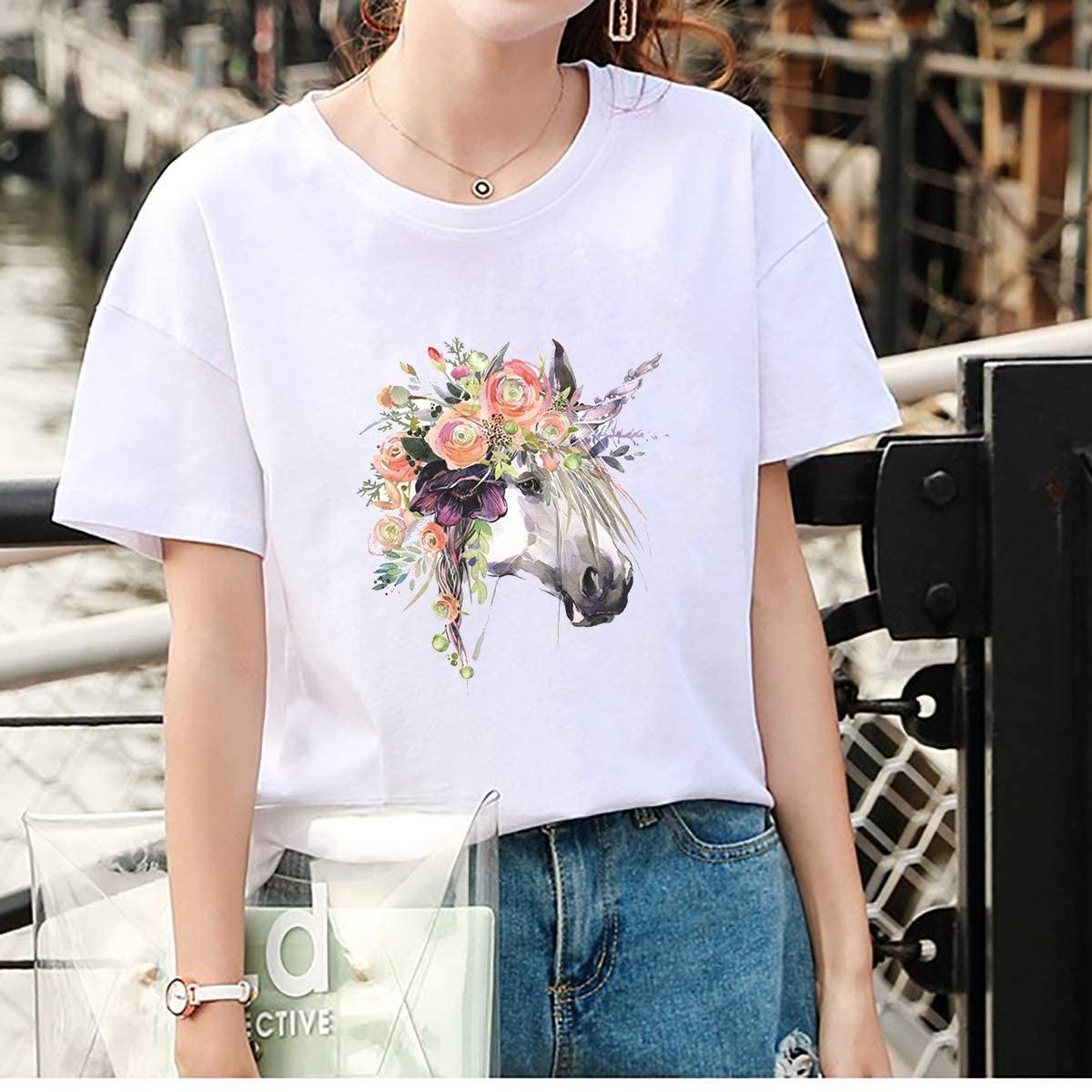 Bügelbild Lovely Unicorn