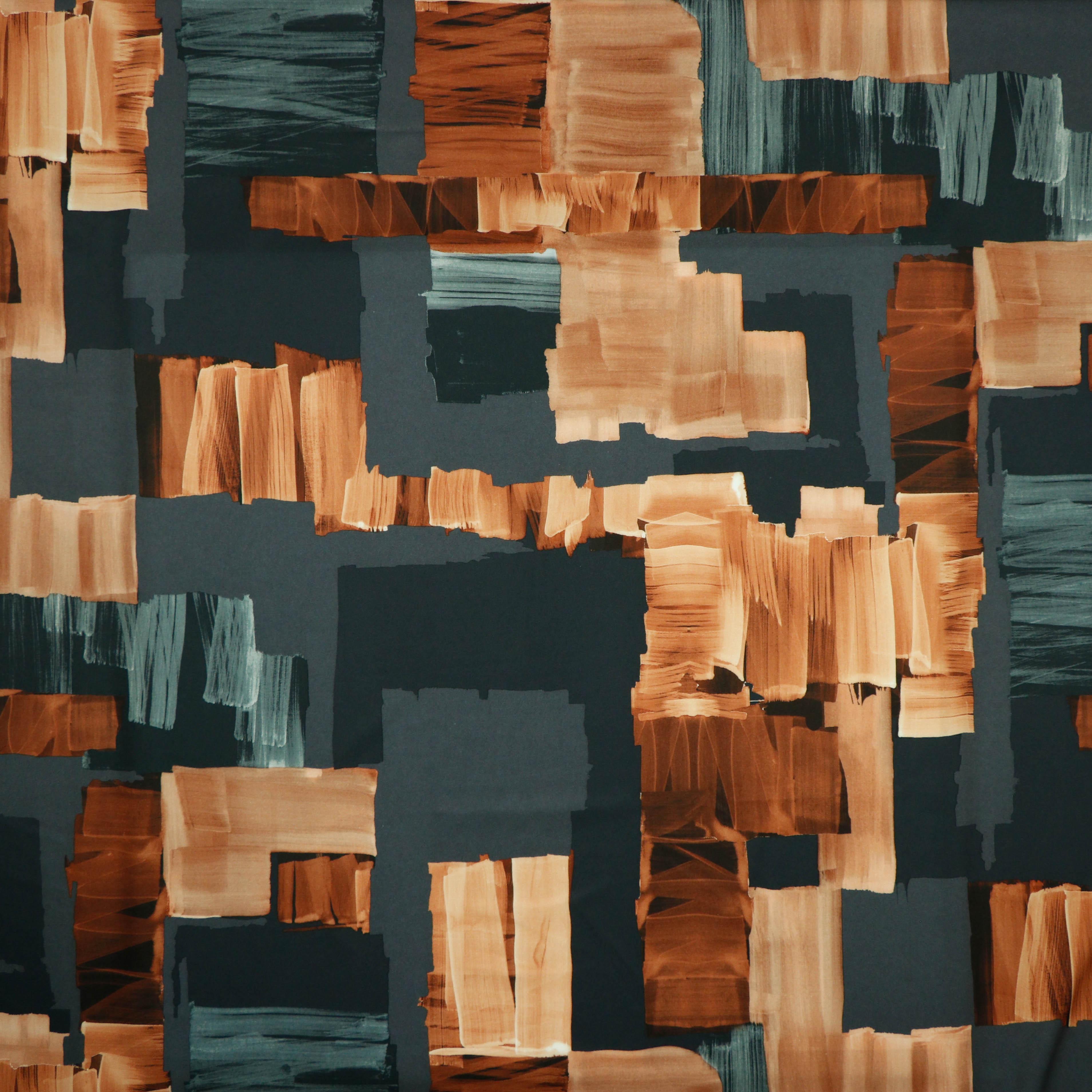 Magnolia Stretch Color Blocks